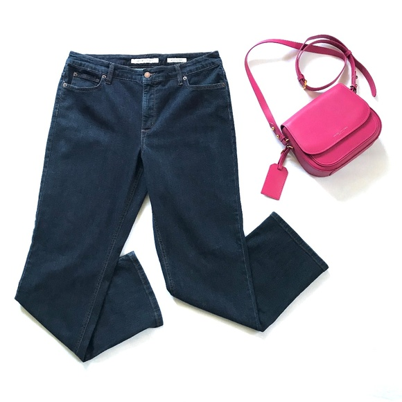 eeae0fe46091d Jones New York Missy Lexington Straight Jeans